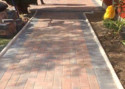 mono block paving