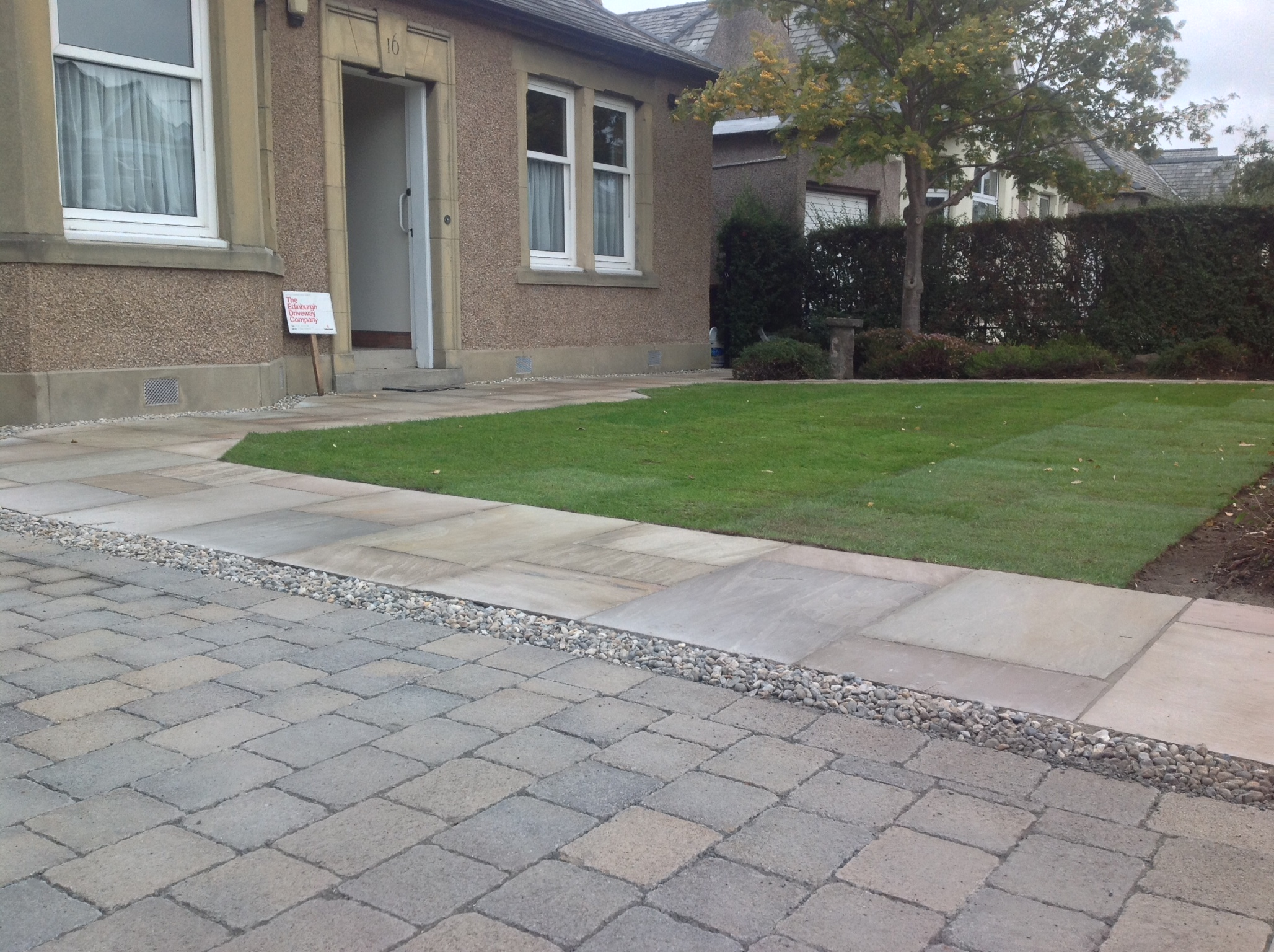 block paving and flagging hardwick